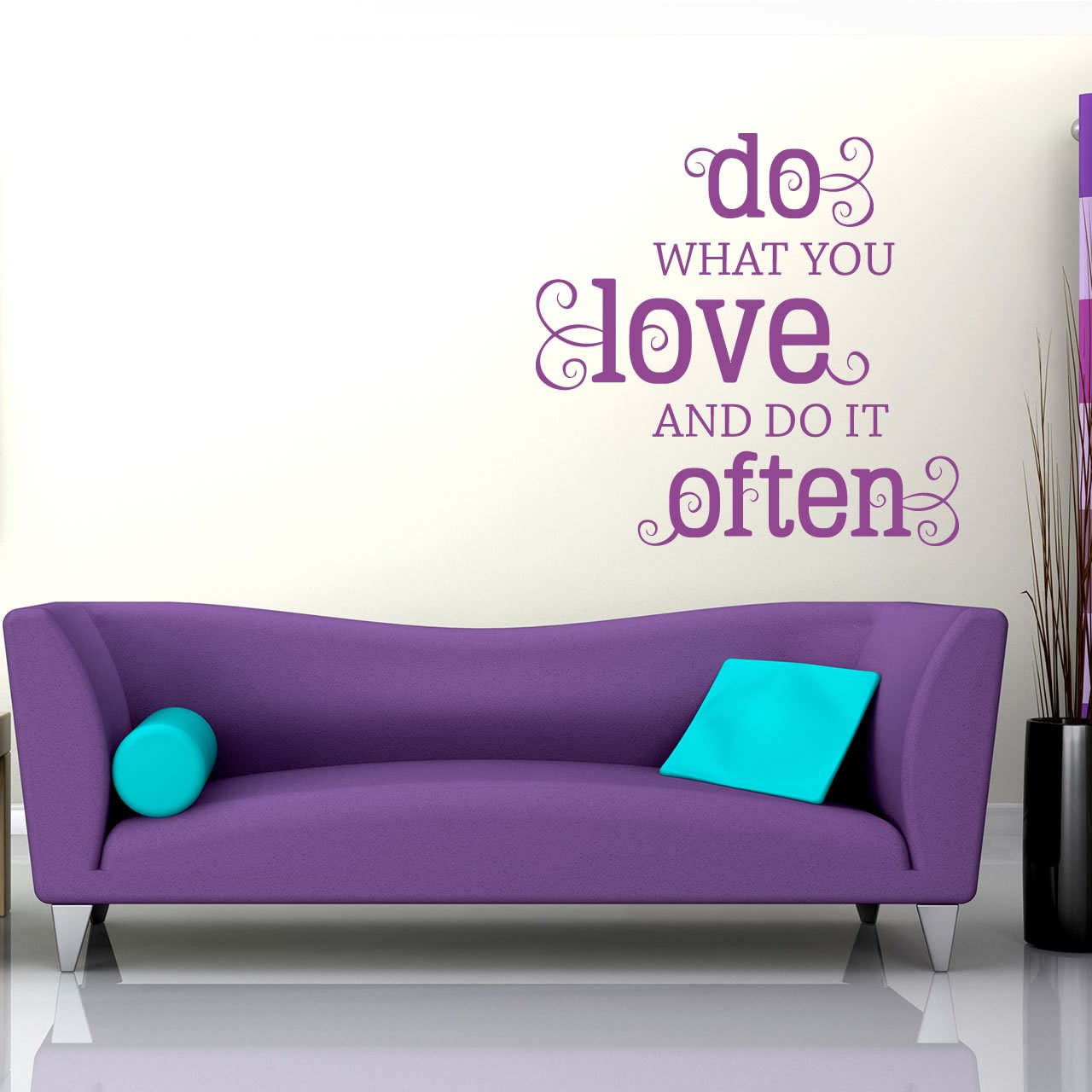 do what you love quote wall sticker decal ebay life goes on wall sticker quote wall decal art ebay