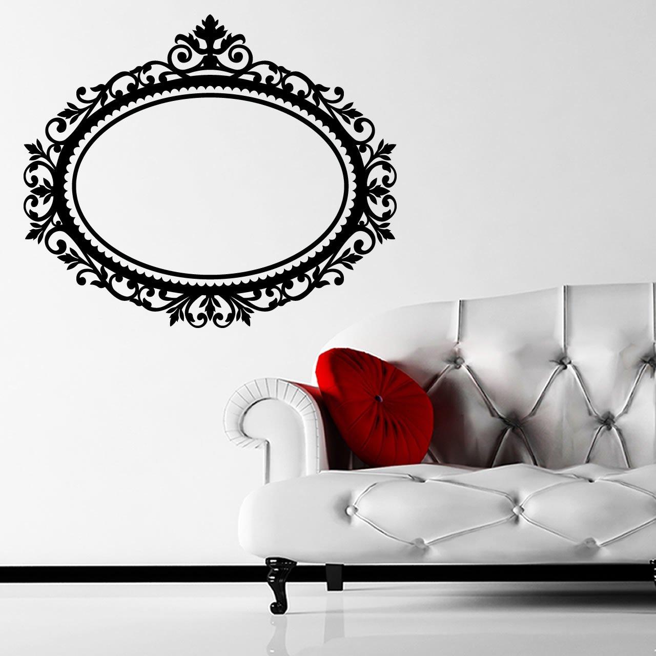 decorative frame wall sticker world of wall stickers pics photos decorative wall stickers