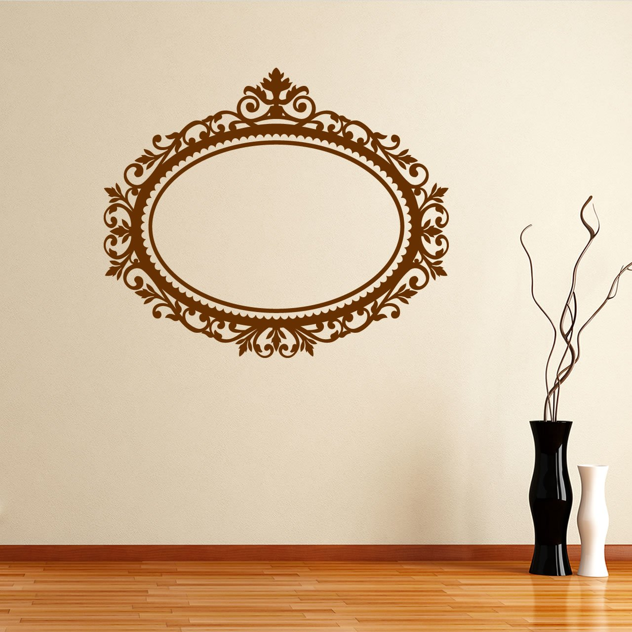 decorative frame wall sticker world of wall stickers