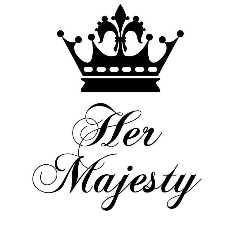 Queen Crown Symbol Image Information