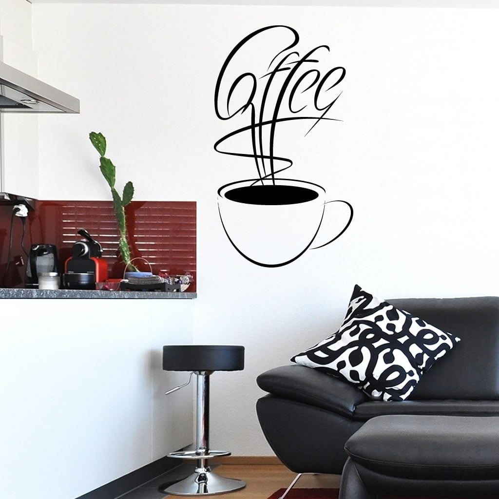 Coffee drinking archives world of wall stickers amipublicfo Images