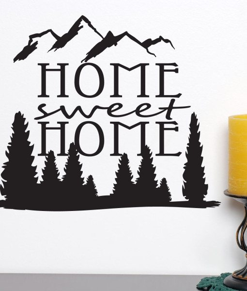 home sweet home quote wall sticker world of wall stickers world map wall sticker by leonora hammond
