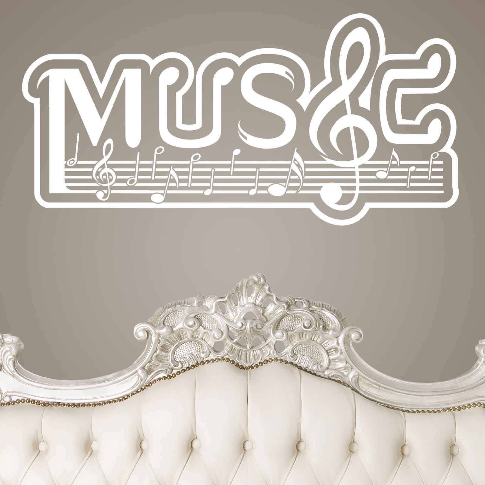 music amp notes musical wall sticker world of wall stickers musical notes wall sticker for sale at bouf