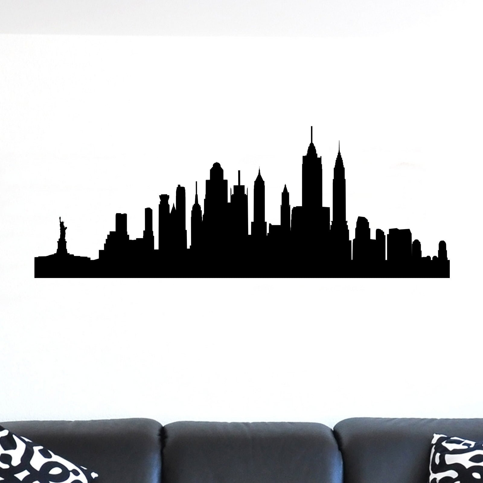28 Cityscape Wall Stickers Wall Decal London Skyline