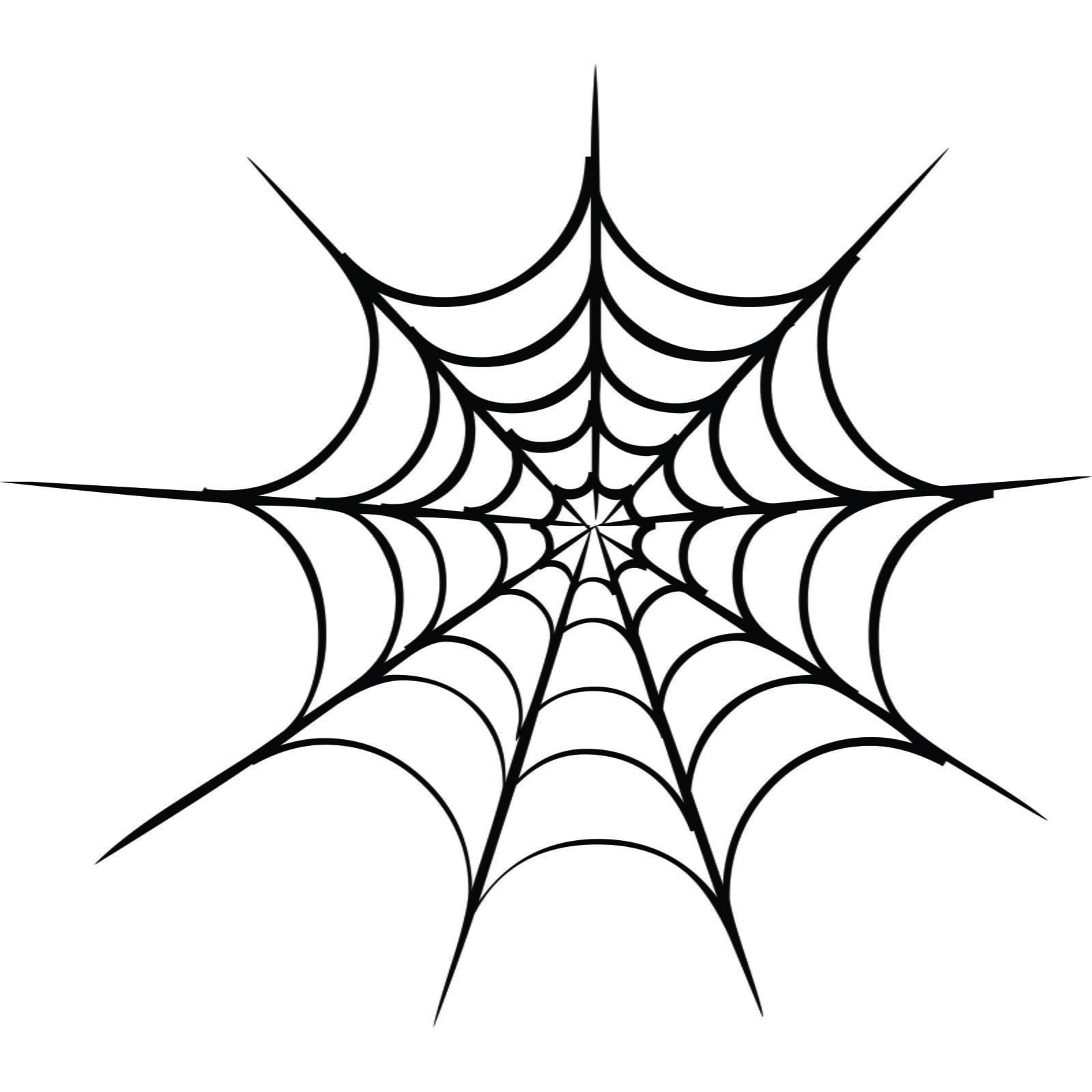 Spiderweb Halloween Wall Sticker World Of Wall Stickers